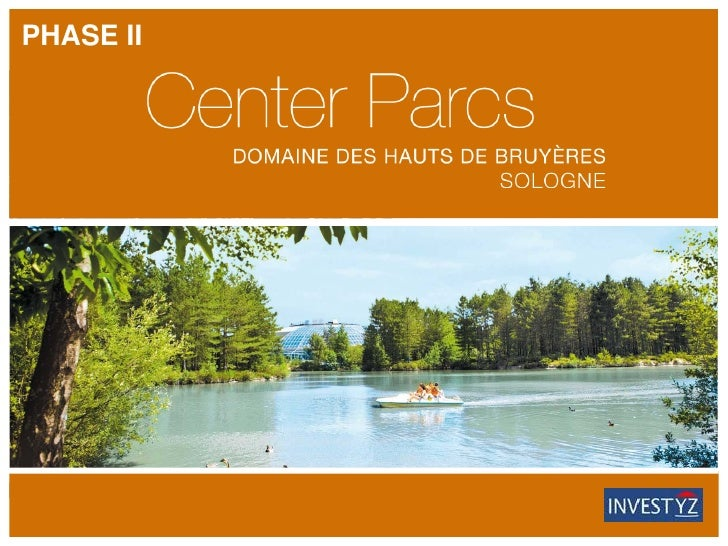 For sale cottage Center Parcs - Sologne - France