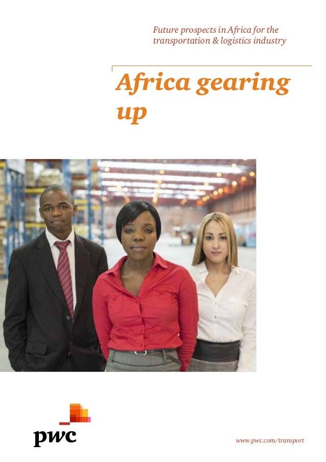 Etude PwC Transport et logistique en Afrique (2013)