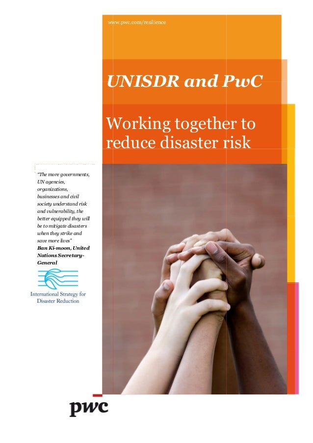 Pwc unisdr-report