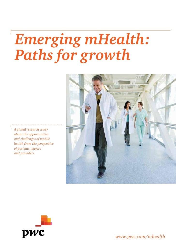 Enquête sur la santé mobile (2012)
