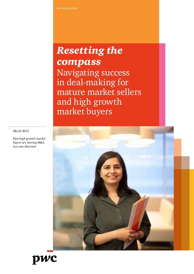 www.pwc.com                         Resetting the                         compass                         Navigating succe...