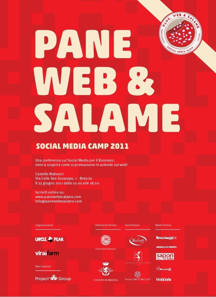 Una conferenza sui Social Media per il Business:vieni a scoprire come si promuovono le aziende sul web!Castello MalvezziVi...