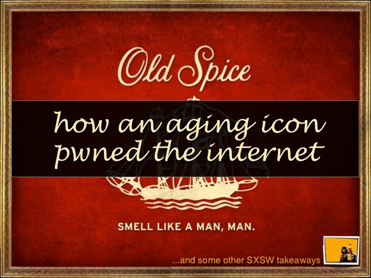 how an aging iconpwned the internet        ...and some other SXSW takeaways