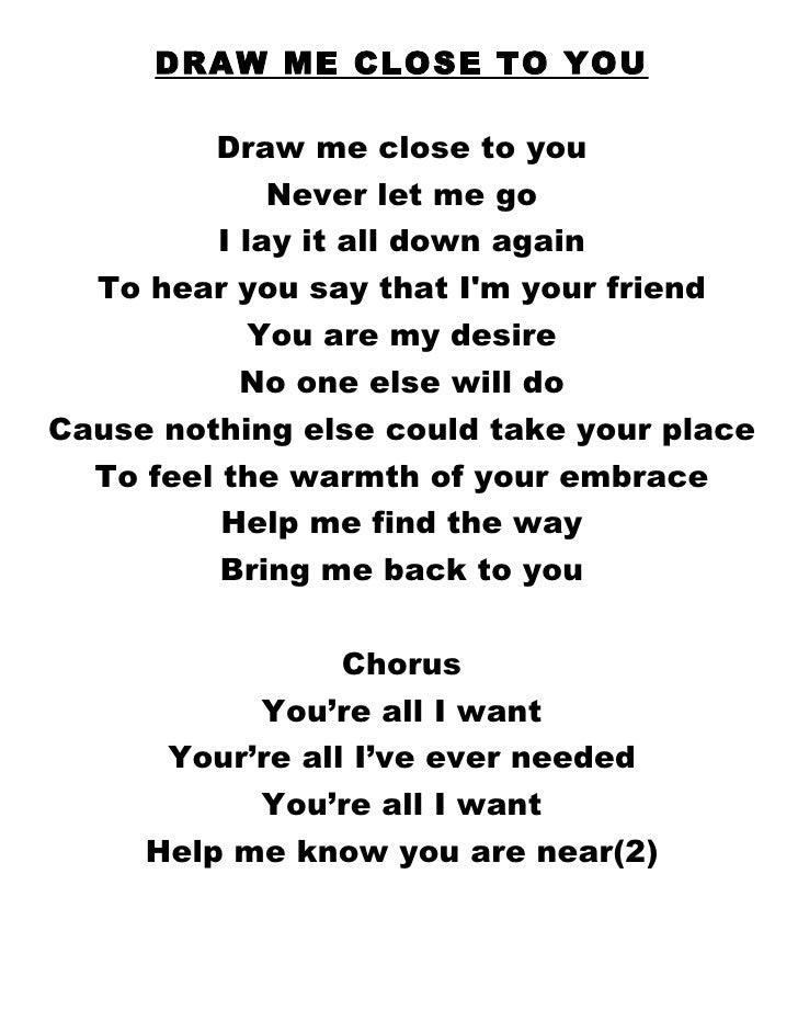 Hillsongs take it all lyrics