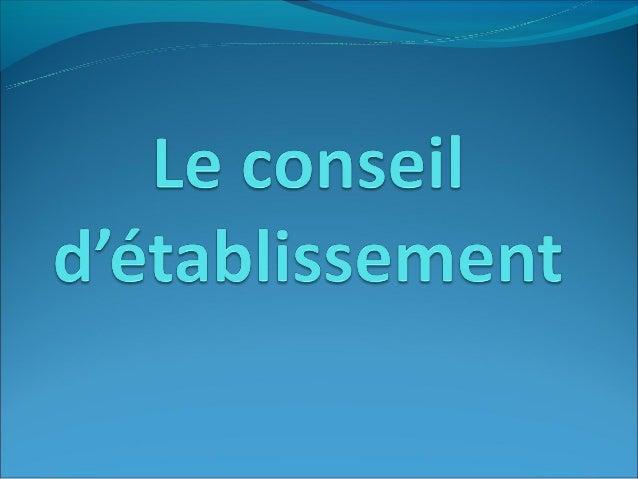 Composition du conseil d'établissementDes enseignantsDes parents (APEL)Des parents déléguésDes gestionnaires (OGEC)De...