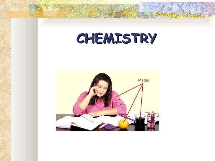 Pwpt chemistrycin