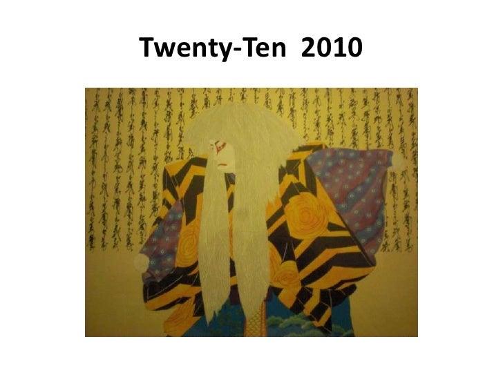 Twenty-Ten 2010