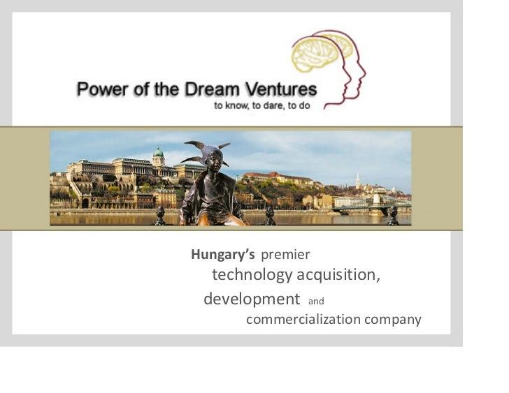 Power of the Dream (OTCBB: PWRV; Twitter: $PWRV)