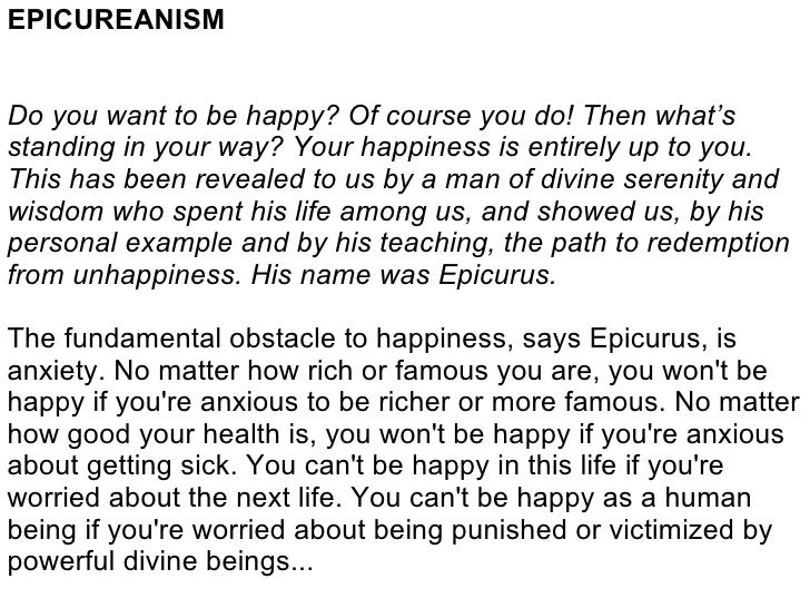epicurus fear of death essay Enjoy the best epicurus quotes at brainyquote quotations by epicurus,  because he has no fear of the things which are to  but as far as death is concerned,.
