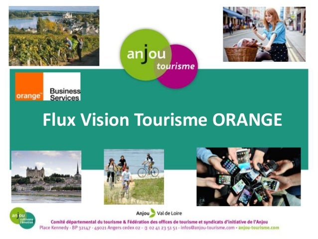 Flux Vision Tourisme ORANGE
