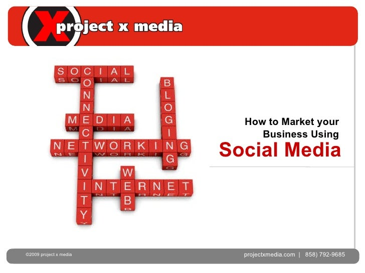 How to Market your Business Using Social Media