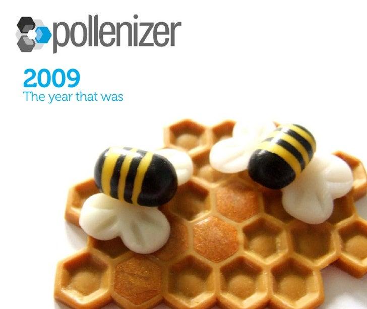 Pollenizer Year Book 2009