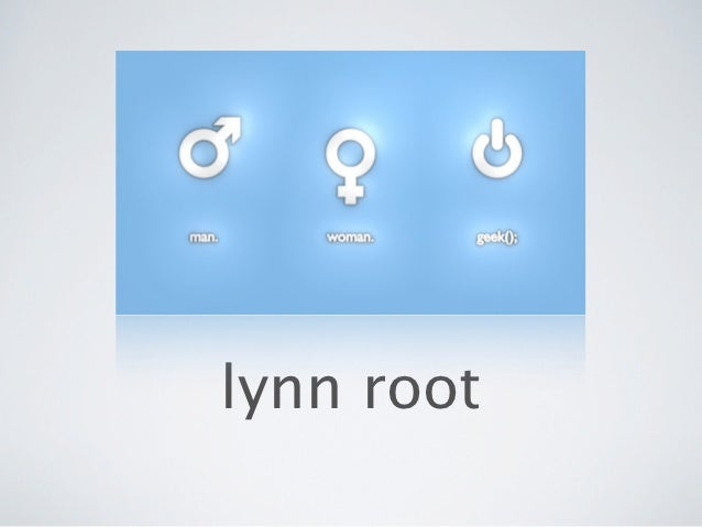 lynn root