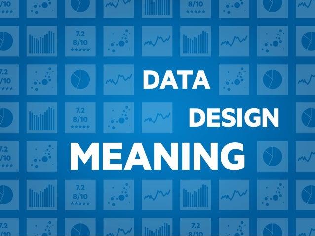 DATA     DESIGNMEANING