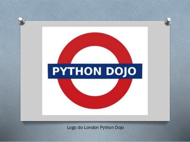 Logo do London Python Dojo