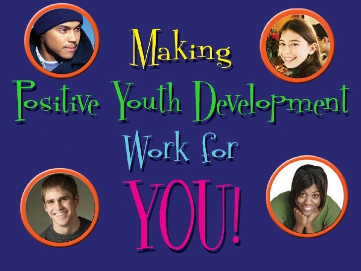National Safe Place: Implementing Positive Youth Development into Programming