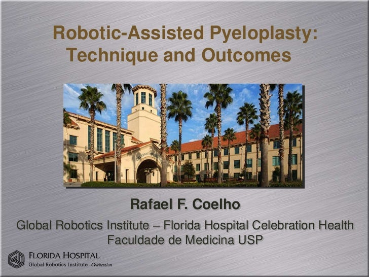 Robotic-Assisted Pyeloplasty