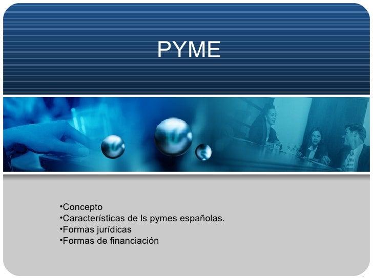 Las Pymes