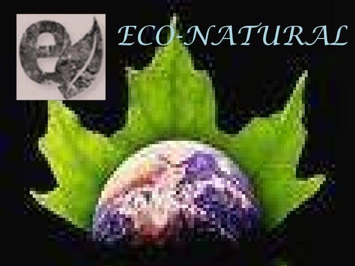 ECO-NATURAL