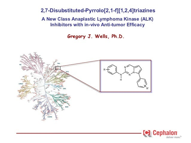 2,7-Disubstituted-Pyrrolo[2,1-f][1,2,4]triazines                  A New Class Anaplastic Lymphoma Kinase (ALK)            ...