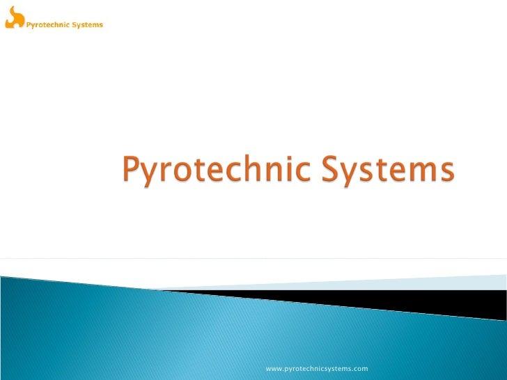 www.pyrotechnicsystems.com