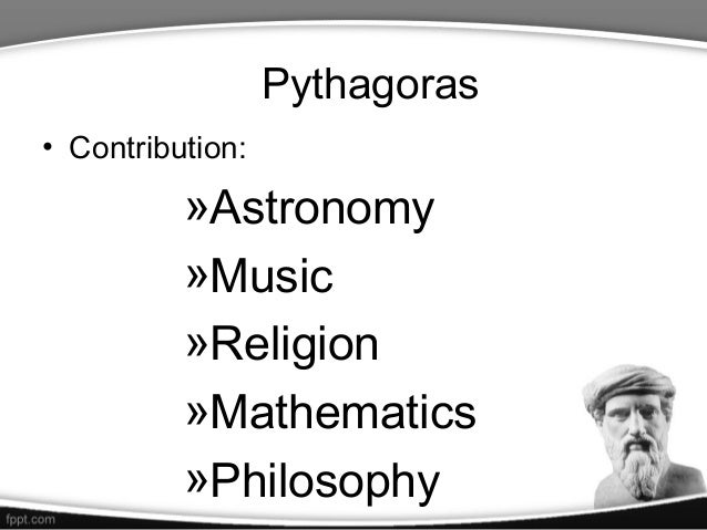 a discussion on pythagoras and music This generalisation stemmed from pythagoras's observations in music, mathematics and astronomy pythagoras noticed that vibrating strings produce harmonious tones.