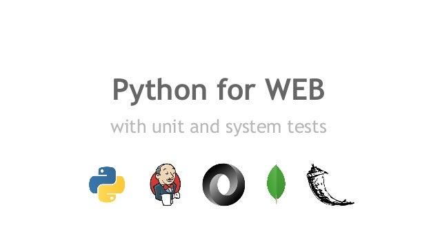 Дмитрий Пронин – Python для веба