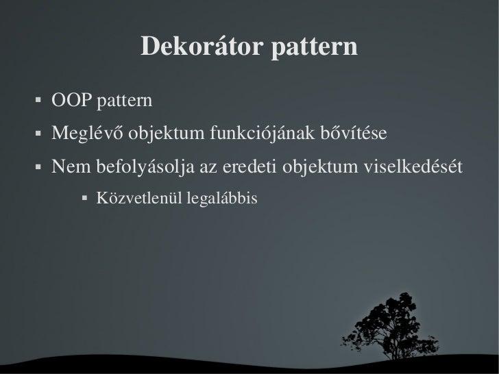 Python dekoratorok