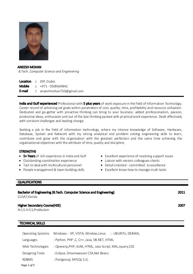 Python developer 5 years experience for Sample resume for 2 years experience in net