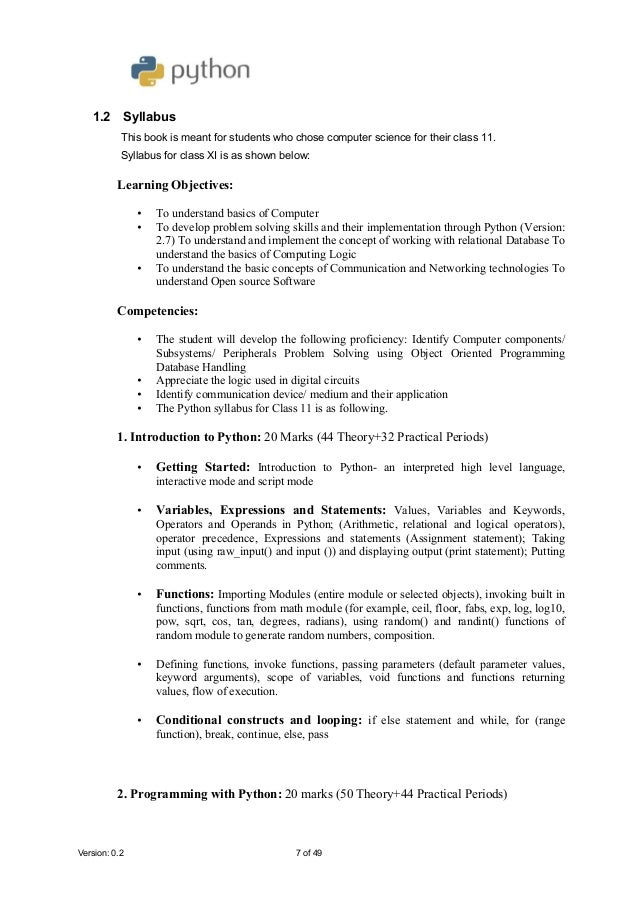 Computer worksheets for grade 11