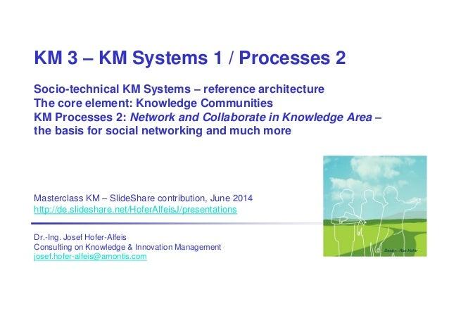 Km masterclass part3 km system1 processes2 ha20140530sls