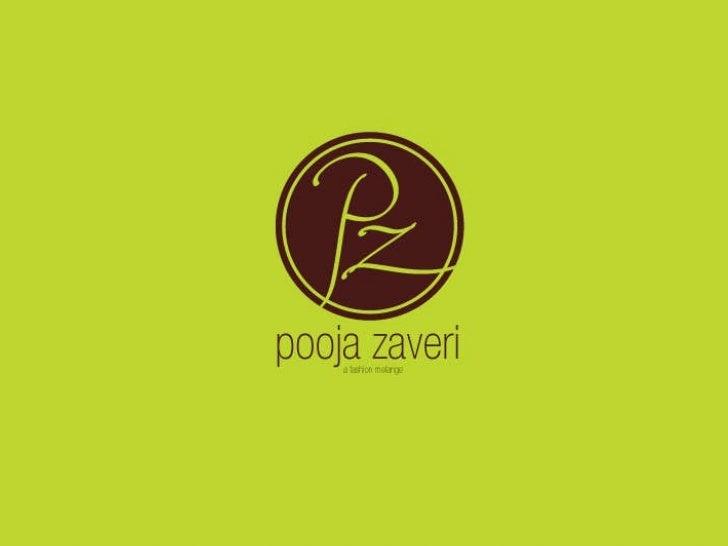 PZ - Pooja Zaveri