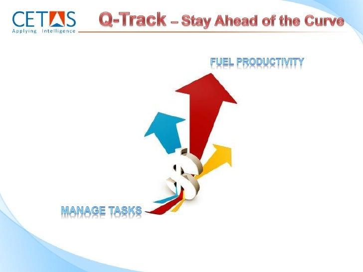 Enterprise Task Management Solution - Q Track