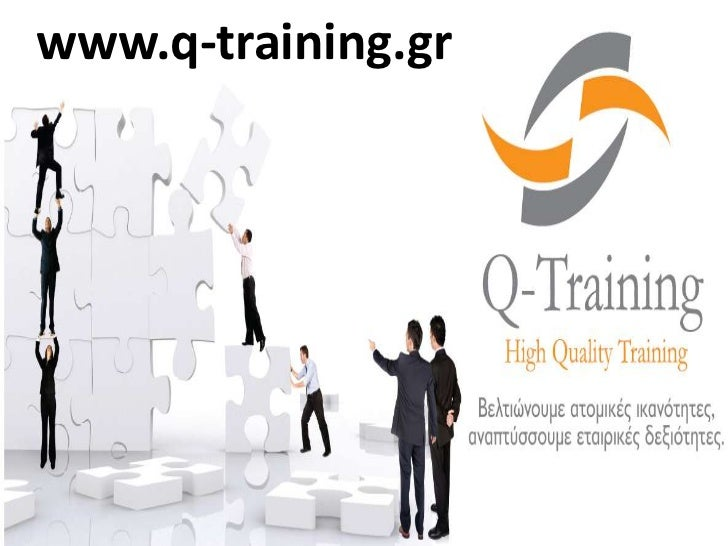 Q-Training Company Profile