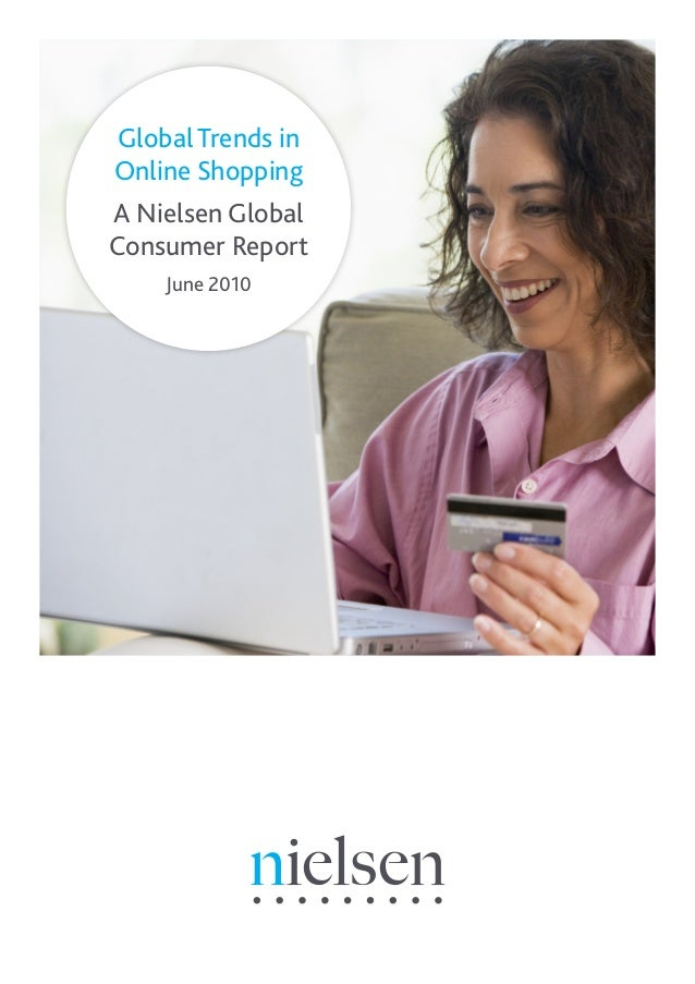 Global Trends in Online Shopping A Nielsen Global Consumer Report June 2010