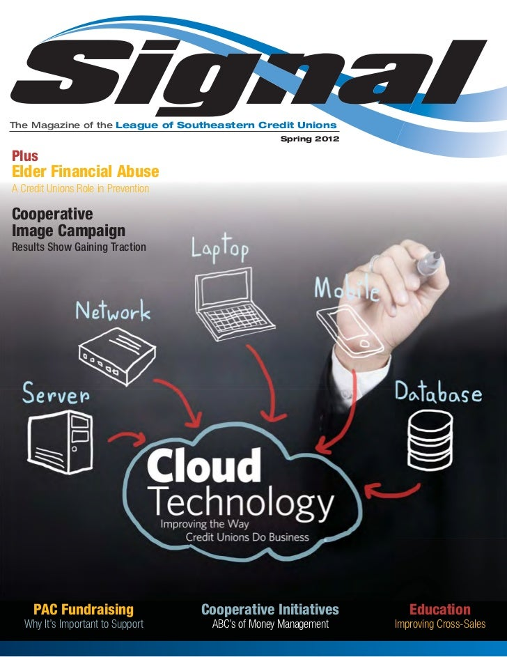 Q1 2012 LSCU Signal Magazine