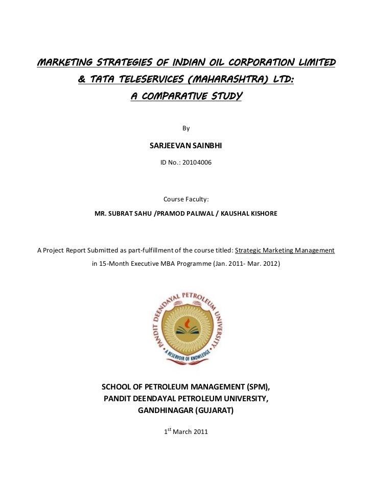 Q1 smm project_iocl&ttml_sarjeevan_20104006