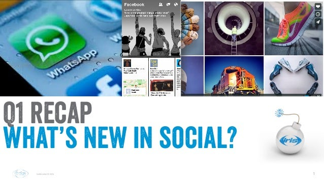 iris Q1 Recap: Key Social Media Trends & Updates