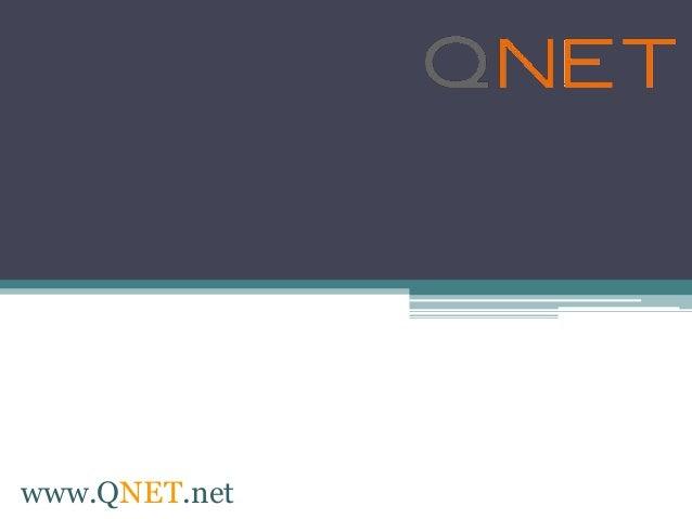 Q2.0 final qnet_tasneem's_online pres