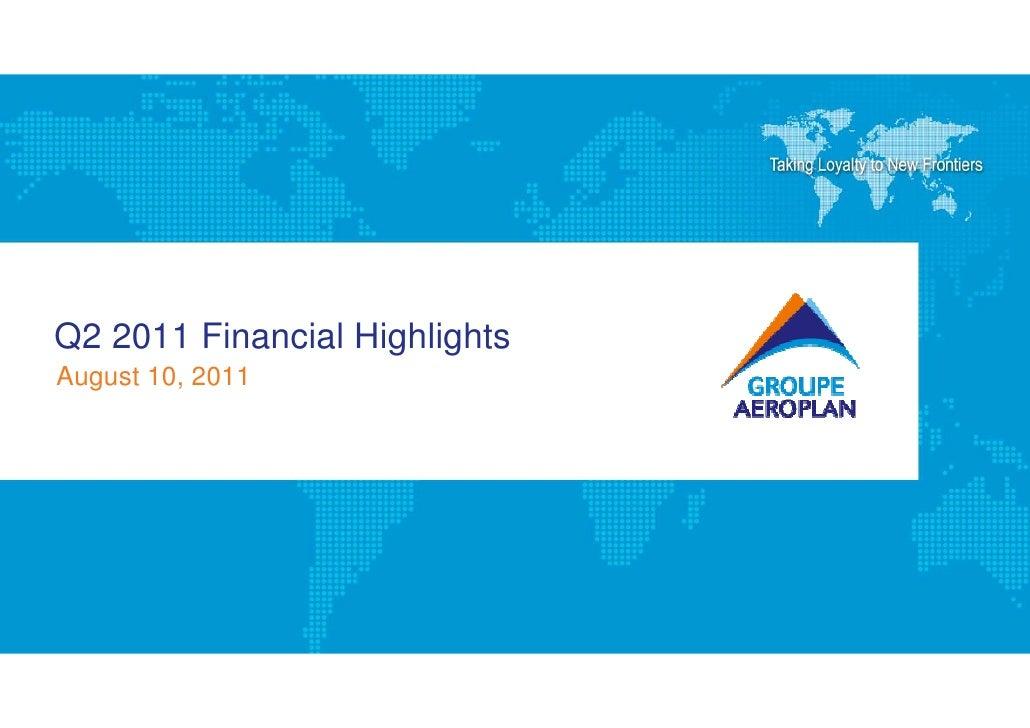 Q2 2011 financial_highlights