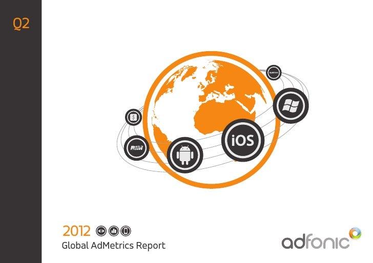 Q2     2012     Global AdMetrics Report