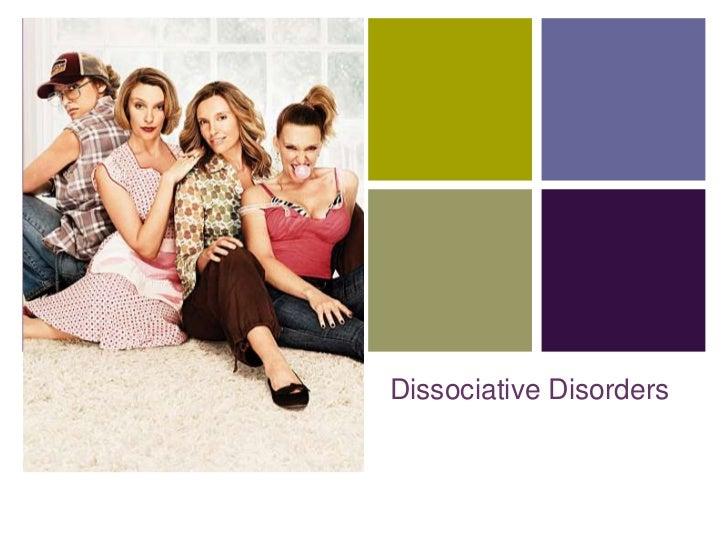 Dissociative Disorders<br />