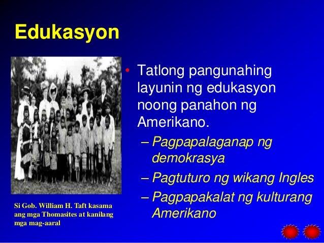 edukasyon ng mga ninuno Ang katalinuhan ay kayamanan kahulugan: lahat ng bagay pwede mawala sa iyo, pero ang edukasyon kahit kailan walang makakanakaw nito sayo isapuso yaring turo ng inyong mga guro.
