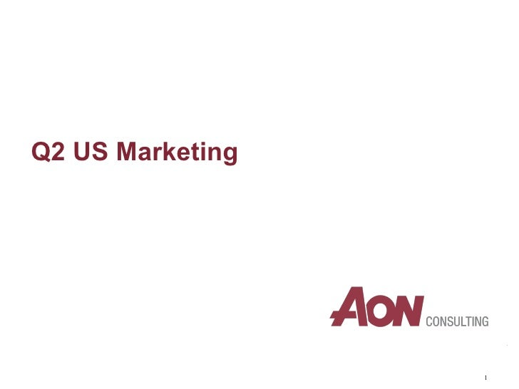 Q2 US Marketing
