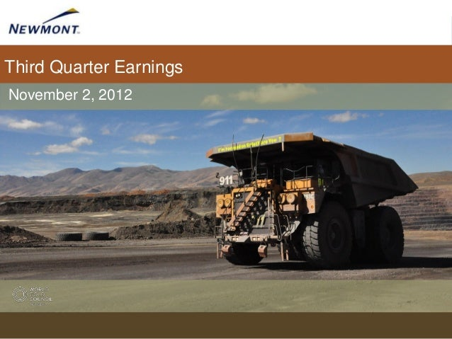 Q3 Earnings Presentation