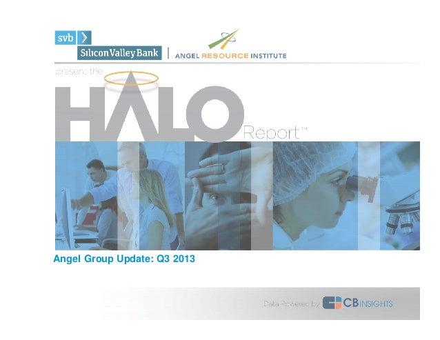 Q3 2013 Halo Report
