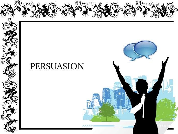 Q3L05 - Persuasion