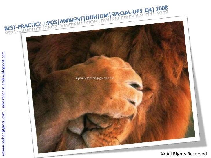 ayman.sarhan@gmail.com | advertiser-in-arabia.blogspot.com                                                 ayman.sarhan@gm...
