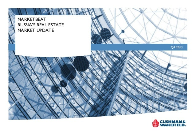 Q4 2013 Real Estate Market presentation ENG