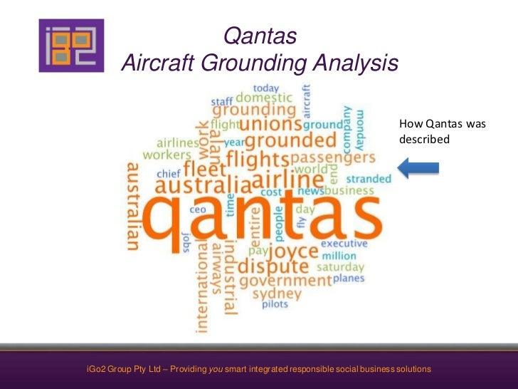 Qantas        Aircraft Grounding Analysis                                                                                H...